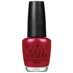 OPI Nail Lacquer Лак для ногтей, HRH08 Got the Mean Reds, 15 мл
